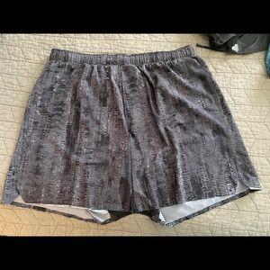 Men's LuluLemon Surge Short XL (Liner Cut Out)